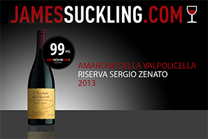James Suckling | Amarone Riserva 2013