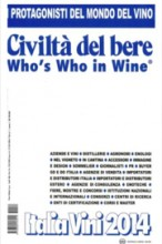 Civiltà del bere Who's Who in Wine - Italia Vini 2014